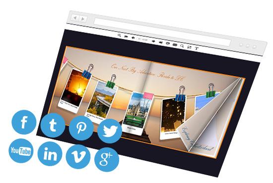 WordPress Plugin de Álbum de Foto Creador para Publicar Libro de ...