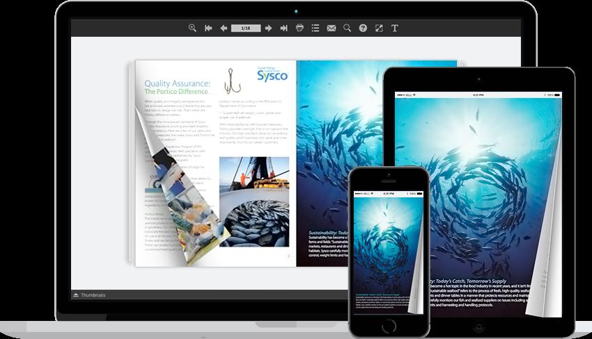 Convertir Pdf A Catálogo Con Interactivo Efecto De Cambio De Página Es Flipbuilder Com