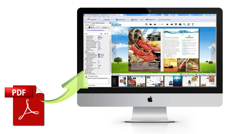 Potente Software de Revista para Mac - Crear Revistas en Mac ...